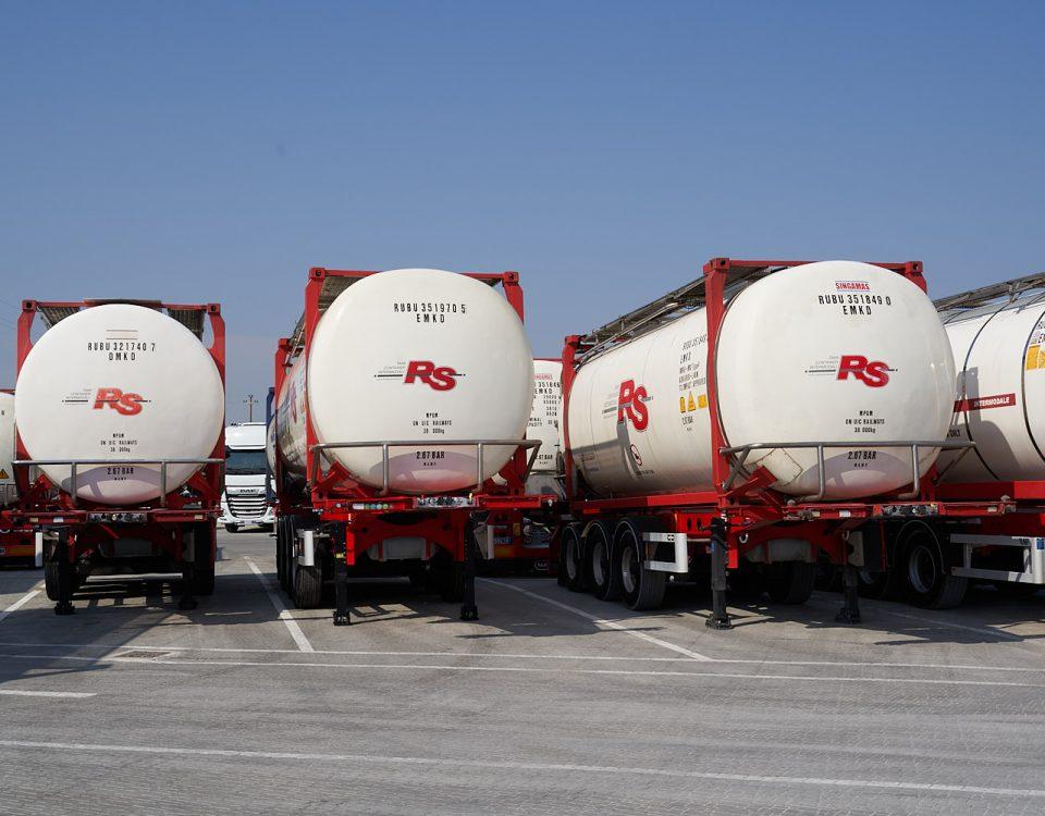 Rubino RS parcheggio